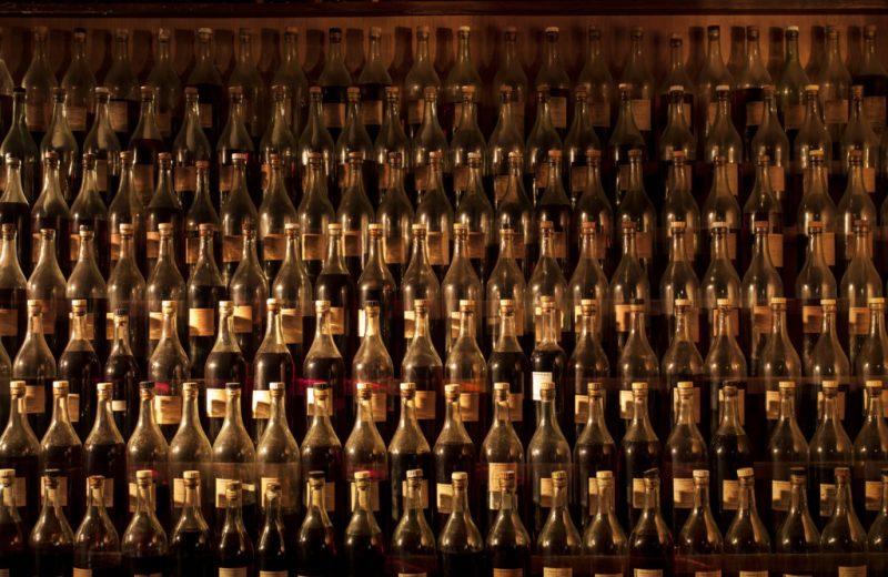 Cognac Frapin à Segonzac - 4