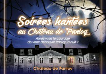 Soirée hantées – Chateau de Panloy