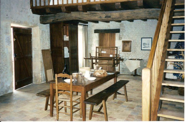 La Petite Maison du Lin à Lignières-Sonneville - 5