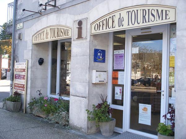 Bureau d'Information Touristique de Segonzac à Segonzac - 0