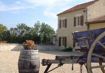 Gite de Cognac – La maison à Bréville