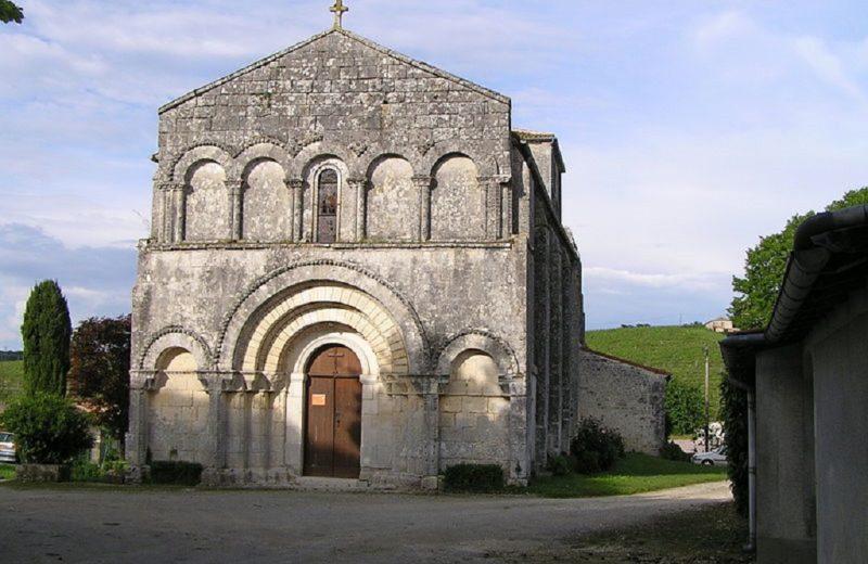 Touzac,Village de Pierres et de Vignes à Bellevigne - 0