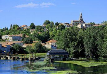 Saint-Simeux,Village de Pierres et de Vignes