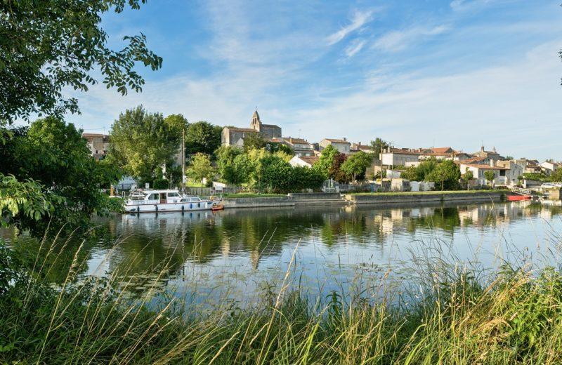 Saint-Simon, Village Gabarrier à Châteauneuf-sur-Charente - 0