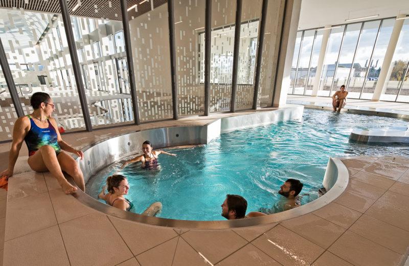 X'Eau Centre aquatique à Châteaubernard - 2