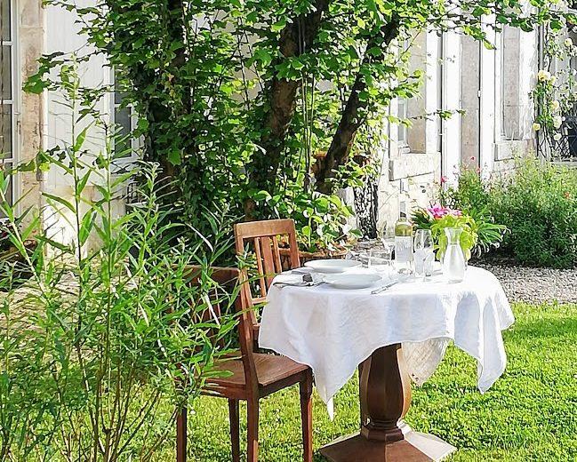 Chambres d'hôtes – Le Domaine des Platanes à Bourg-Charente - 6