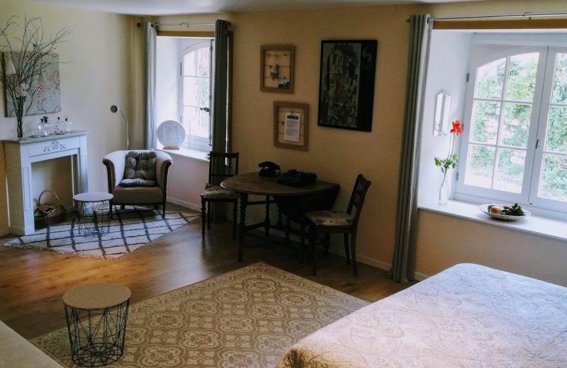 Chambres d'hôtes – Le Domaine des Platanes à Bourg-Charente - 9