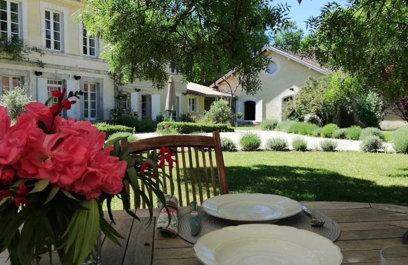 Chambres d'hôtes – Le Domaine des Platanes à Bourg-Charente - 12