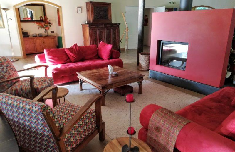 Chambres d'hôtes – Le Domaine des Platanes à Bourg-Charente - 18