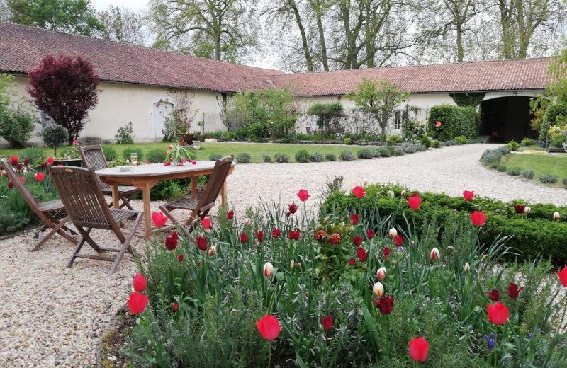 Chambres d'hôtes – Le Domaine des Platanes à Bourg-Charente - 20