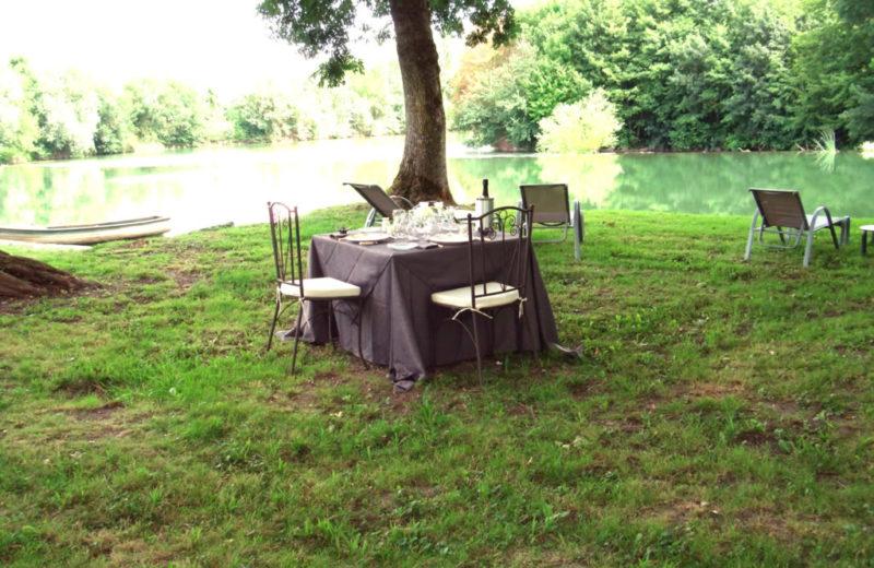Chambres d'hôtes – La Cascade de Saintonge à Saint-Même-les-Carrières - 13