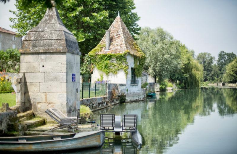 Chambres d'hôtes – La Cascade de Saintonge à Saint-Même-les-Carrières - 14