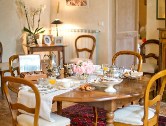 Chambres d'hôtes – La Cascade de Saintonge à Saint-Même-les-Carrières - 7