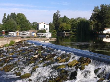 Bain des Dames à Châteauneuf-sur-Charente - 3