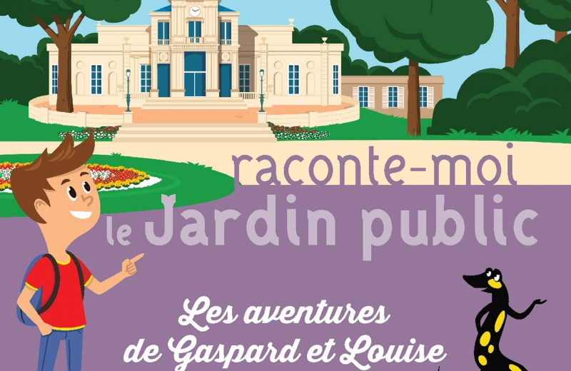 Les aventures de Gaspard et Louise à Cognac - 1