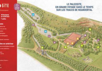 Plan géréale site
