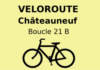 Châteauneuf : Boucle Locale 21