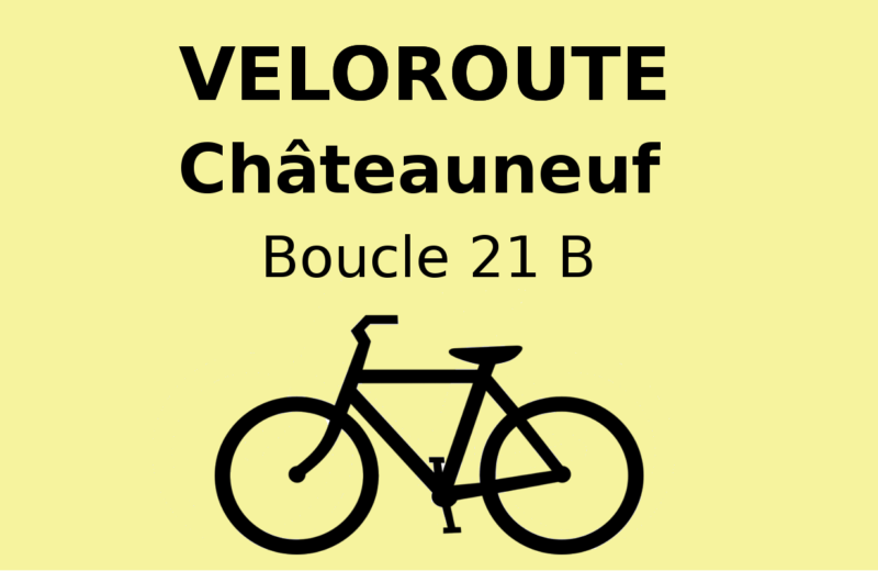 Châteauneuf : Boucle locale 21 B à Châteauneuf-sur-Charente - 0