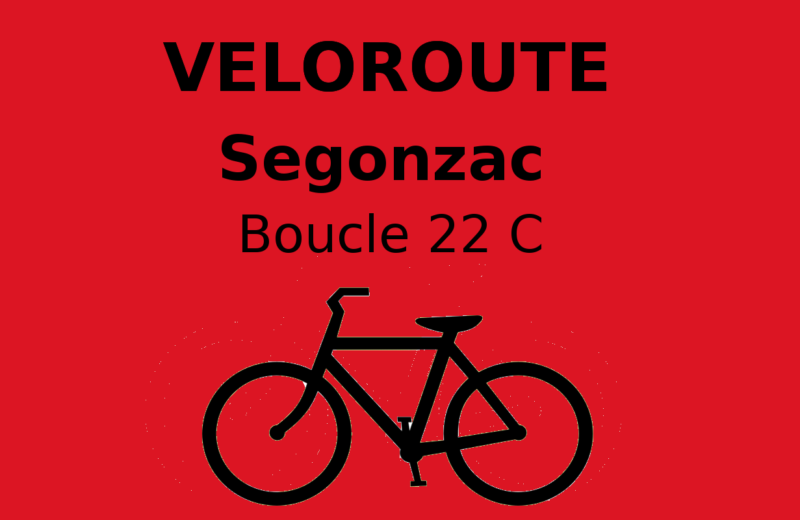 Segonzac : Boucle locale 22 C à Segonzac - 0