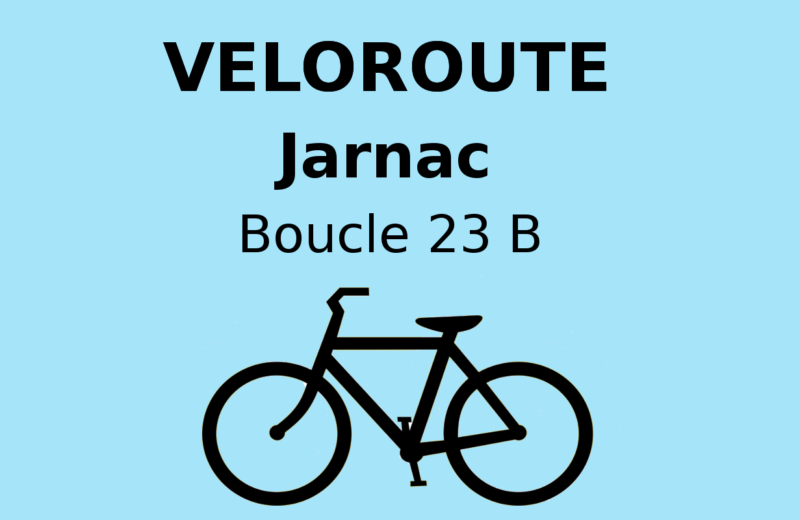 Jarnac : Boucle locale 23 B à Jarnac - 0