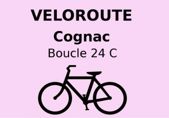 Cognac : Boucle locale 24 C