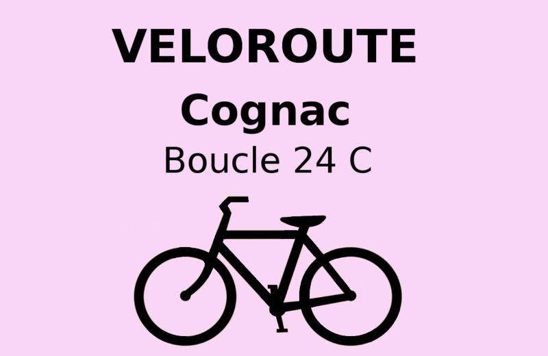 Cognac : Boucle locale 24 C à Cognac - 0