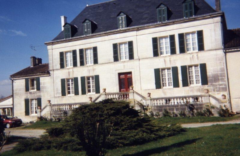 Chambres d'hôtes – Chambres d'hôtes du Chiron à Salles-d'Angles - 0