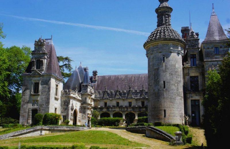 Château des énigmes à Pons - 0