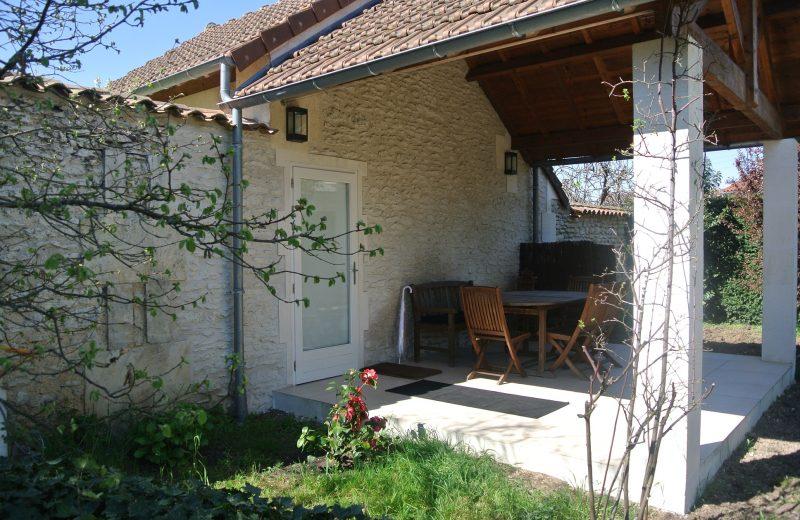 Chambres d'hôtes – Jardins en ville à Cognac - 7
