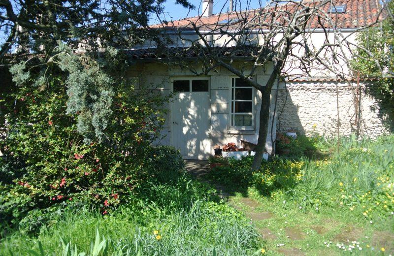 Chambres d'hôtes – Jardins en ville à Cognac - 8