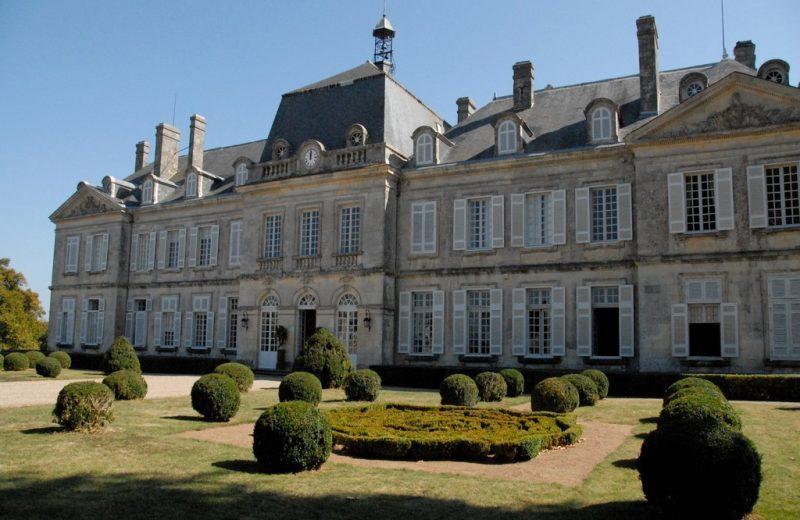 Château de Plassac à Plassac - 1