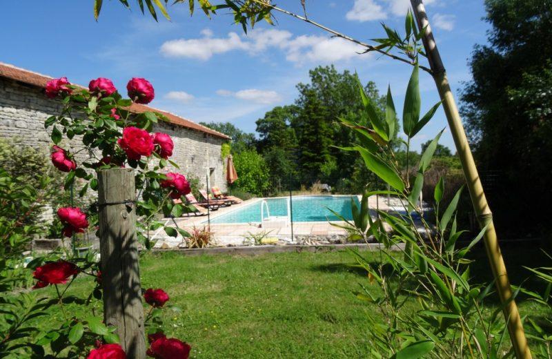 Chambres d'hôtes – La Fontenelle à Sainte-Sévère - 5