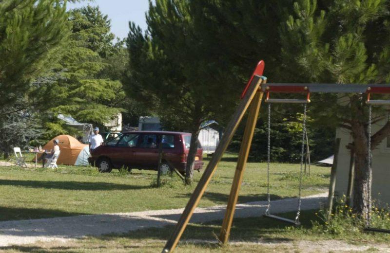 Camping du Pas des Biches à Celles - 3
