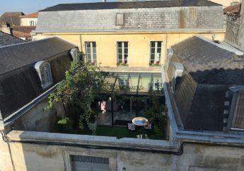 La maison de Yann à Cognac