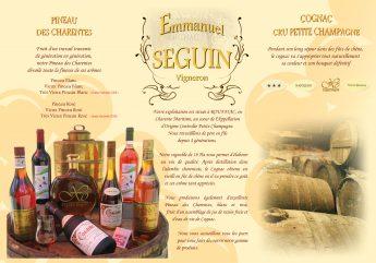 Présentation du domaine Domaine Seguin Emmanuel
