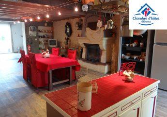 Chambres d'hôtes Le Grillage à Poules à Gensac La Pallue