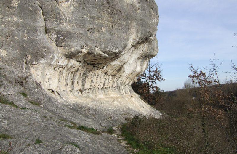 Site d'escalade : Site de la Font Qui Pisse à Châteauneuf-sur-Charente - 1