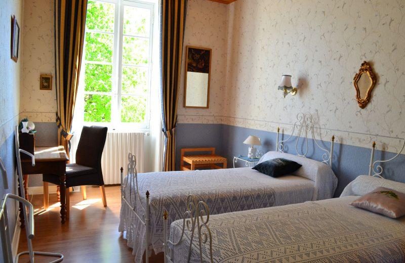 Chambres d'hôtes – Les Ecureuils à Les Métairies - 4