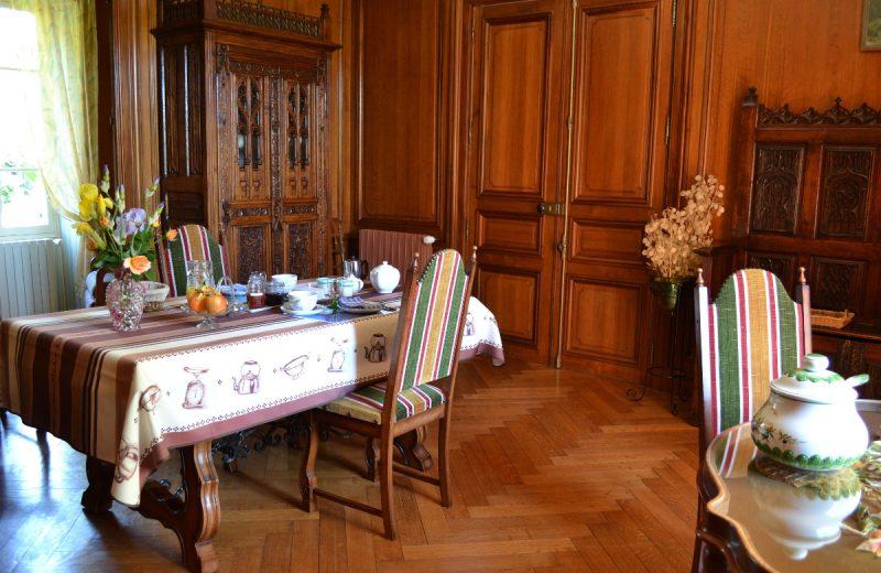 Chambres d'hôtes – Les Ecureuils à Les Métairies - 12