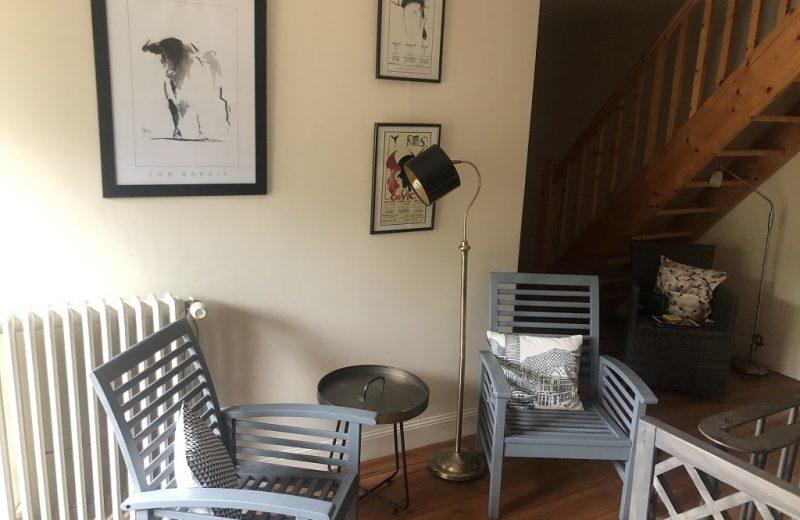 Chambres d'hôtes – Suite en Terrasse à Cognac - 4