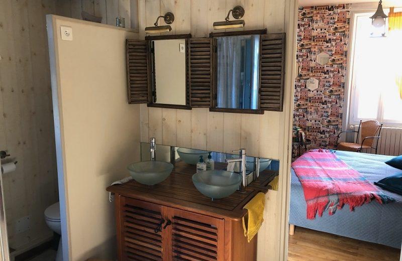 Chambres d'hôtes – Suite en Terrasse à Cognac - 8
