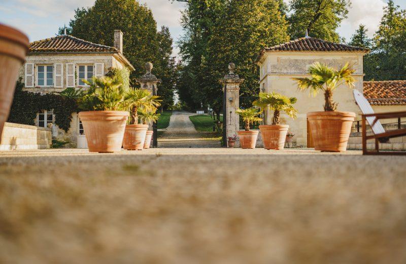 Jardin de l'Abbaye de Fontdouce à Saint-Bris-des-Bois - 2