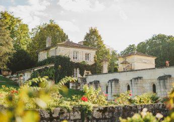 Jardin fleuri – Abbaye de Fontdouce
