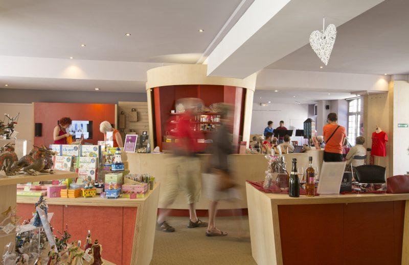 La Boutique de l'Abbaye aux Dames à Saintes - 0