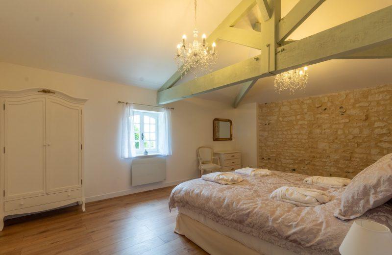 Meublé – Maison Tranquille à Louzac-Saint-André - 9