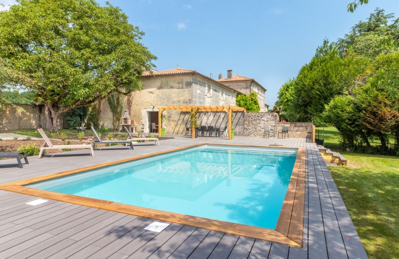 Meublé – Maison Tranquille à Louzac-Saint-André - 12