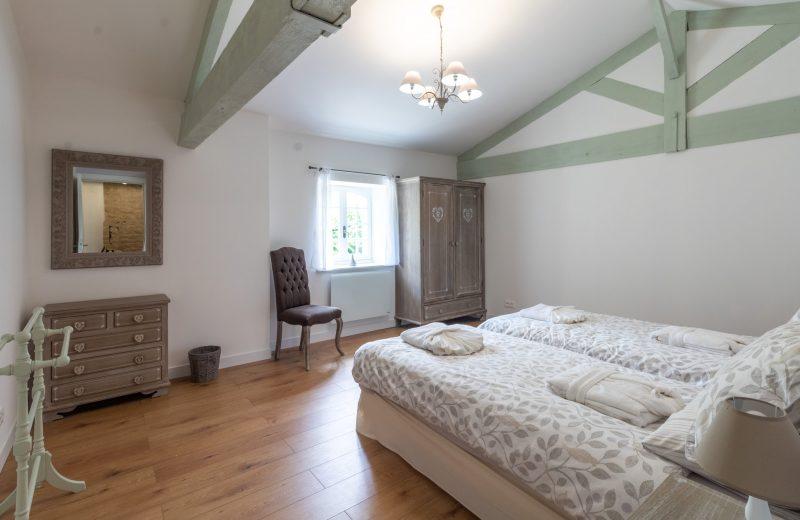 Meublé – Maison Tranquille à Louzac-Saint-André - 16