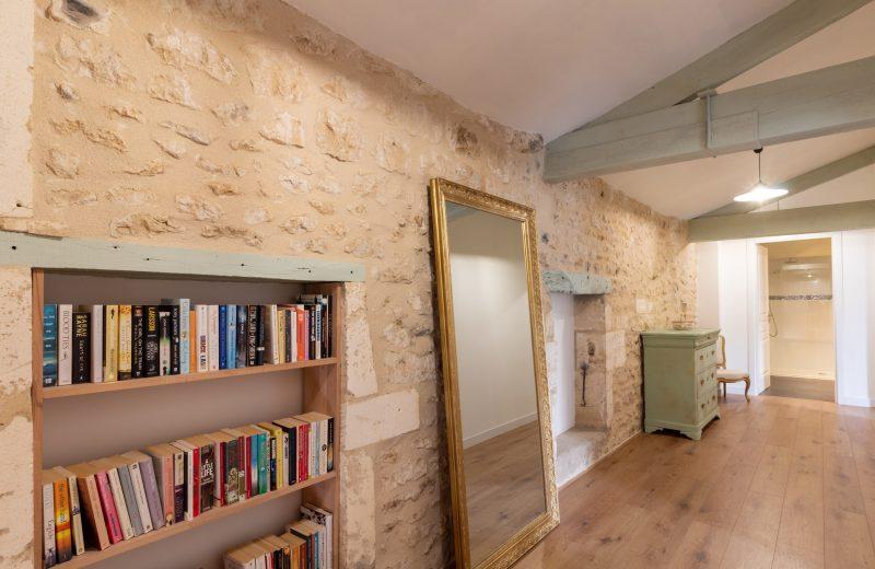 Meublé – Maison Tranquille à Louzac-Saint-André - 17