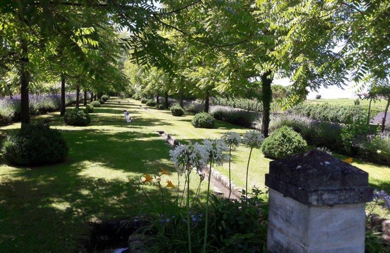 Les Jardins du Chaigne à Bellevigne - 1