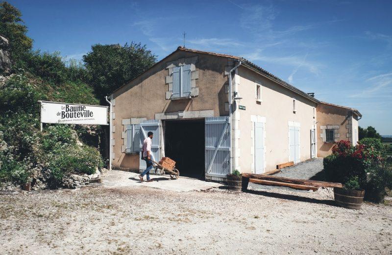 Le Baume de Bouteville à Bouteville - 1